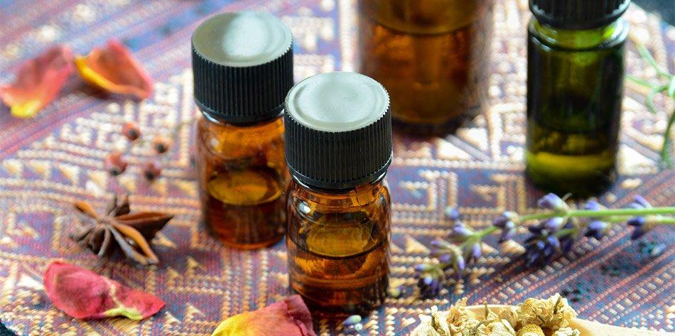 Oli suggeriti in aromaterapia