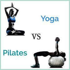 quali sono le differenze tra yoga e pilates.